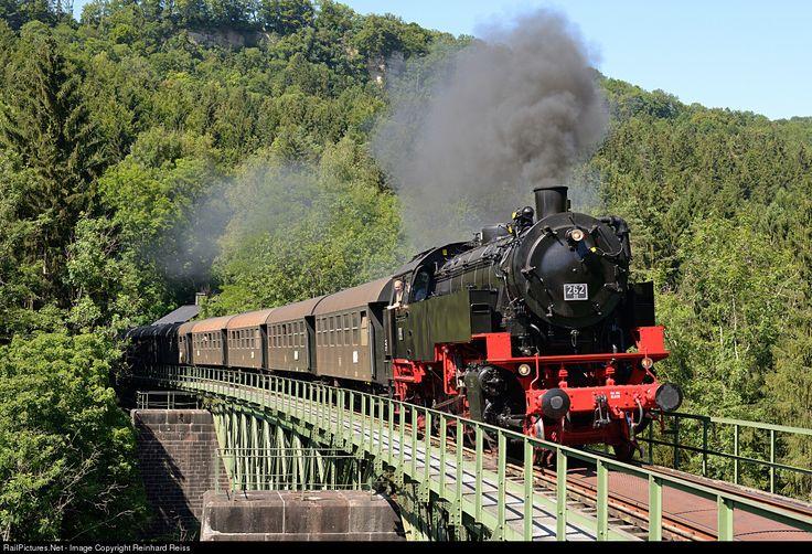 RailPictures.Net Photo: FK 262 WTB Wutachtalbahn FK 262 at Grimmelshofen, Germany by Reinhard Reiss