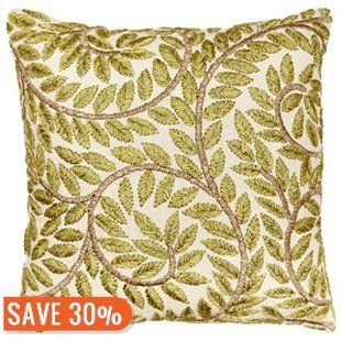 Gilded Vine Pillow by Indigo | Decorative Pillows Gifts | chapters.indigo.ca