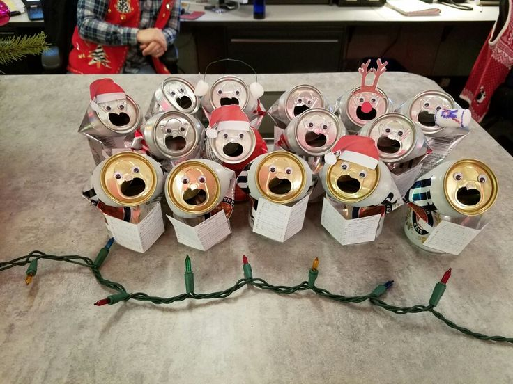 Beer Can Choir Holiday Decorating Amp Craft Ideas