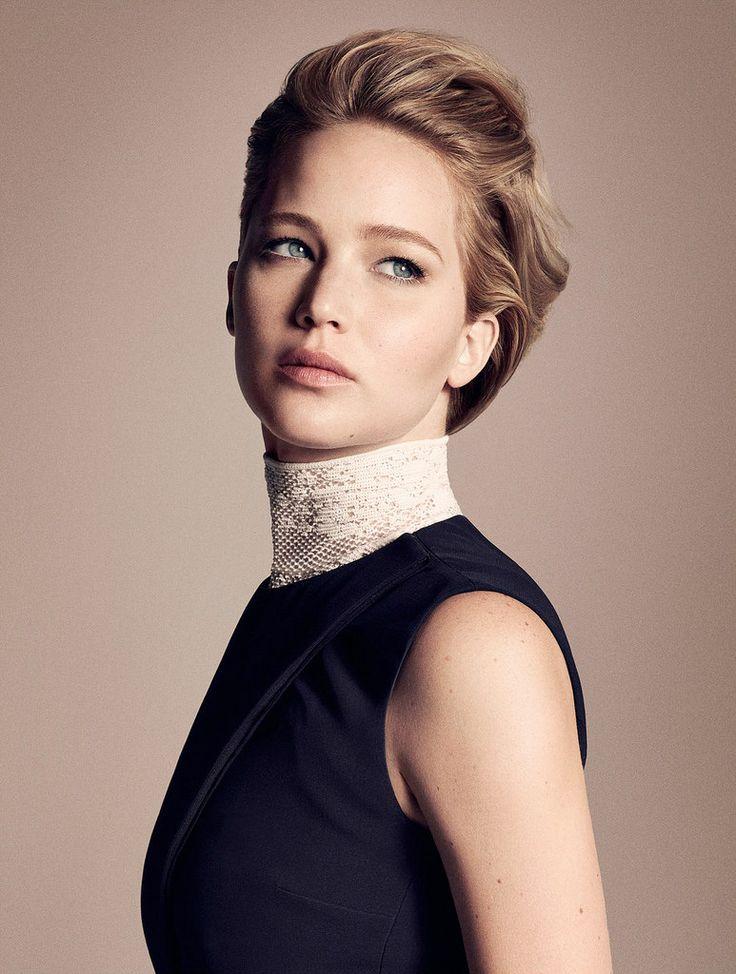 Дженнифер Лоуренс — Фотосессия для «Dior» 2014 – 18