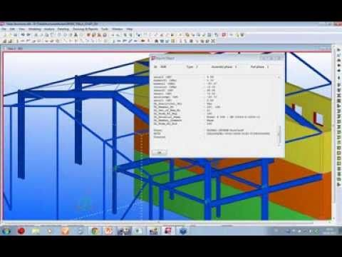 ▶ Dlubal Webinar: RFEM 5 - BIM Integration with Tekla Structures - YouTube