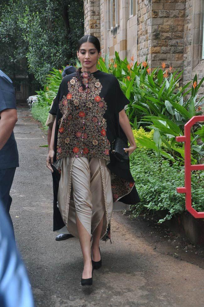 Sonam Kapoor #Bollywood #Style #Fashion