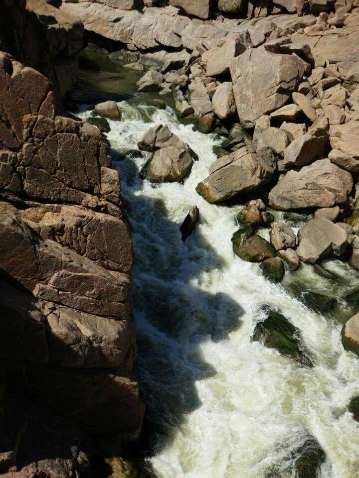 Augrabies waterval