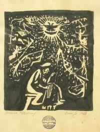 Jerzy Duda-Gracz: Krawiec, 1964