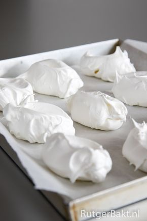 Basisrecept Franse meringue