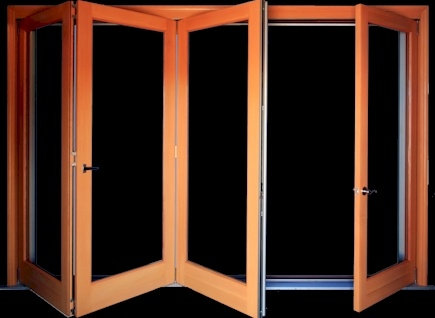 EXTERIOR FOLD AND SLIDE DOOR SYSTEMS EXT-BIF* | Most Popular French Doors