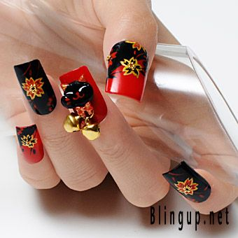 My Second Wish: Awesome, Weird and Excellent Nail Art