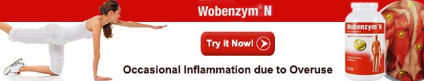 wobenzym for overuse