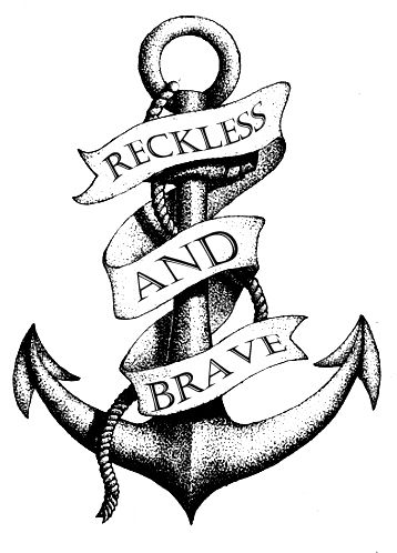 I Want This Anchor Tattoo Tattoos Drawings Easy