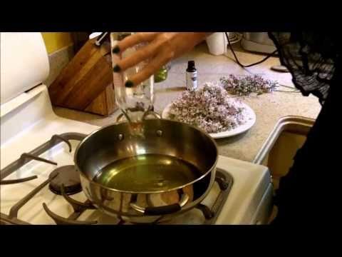 How to make essential oils?
