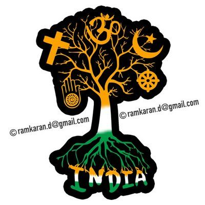 #Unity in Diversity rooted in The Idea of #India ~