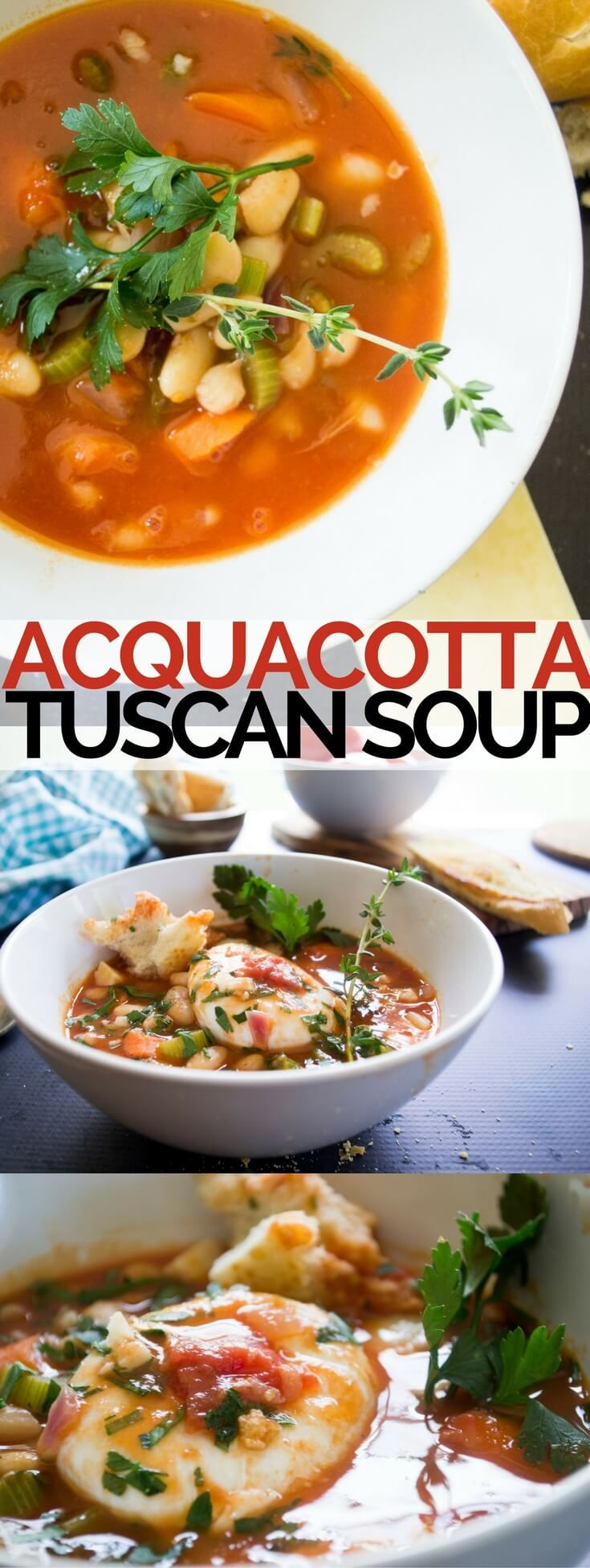 Acquacotta - Traditional Tuscan Soup