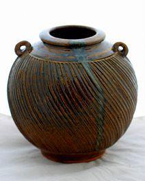 Peter Alger / Large Pot. $290