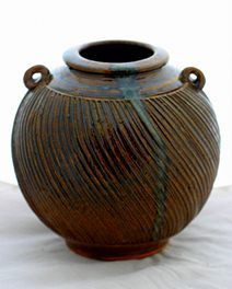 Peter Alger / Large Pot.