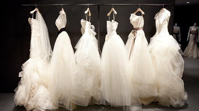 Vera Wang wedding dress spring-summer 2014
