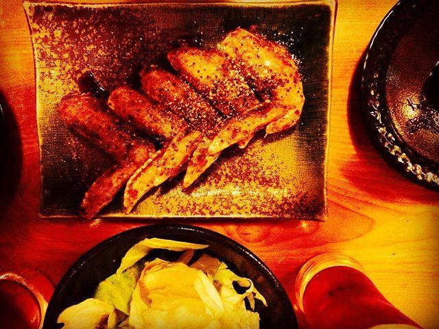 やっぱ#名古屋コーチン 食べるよね〜♬w #栄 で#はしご酒 したよん🍻  #焼き鳥#おいしい#手羽先#美味しい #food#yummy#foodstagram#foodlovers#photo#photogenic#instafood#delicious#japanesefood#eat#和食#日本食#japanstyle#japanphoto#肉#観光#旅#旅行#shorttrip#lady#名古屋飯#名古屋グルメ#名古屋名物