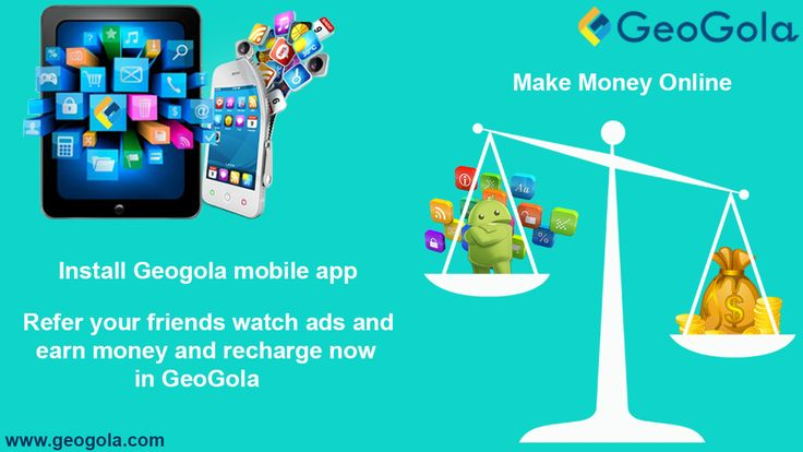 #Geogola #Recharge #Mobileapp . #Watch Ads , #Refer ur Frnds , #Earn & #Recharge http://lnk.al/1pXs