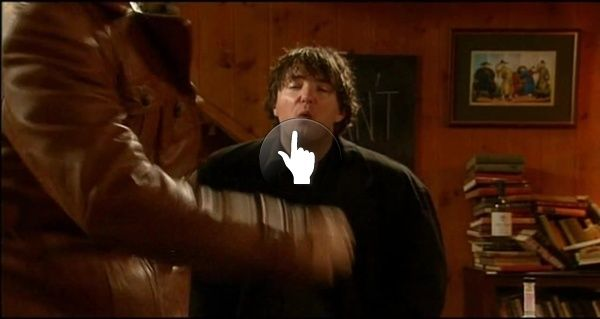 """Bernard Black FTW"" by Denis Kryukov"