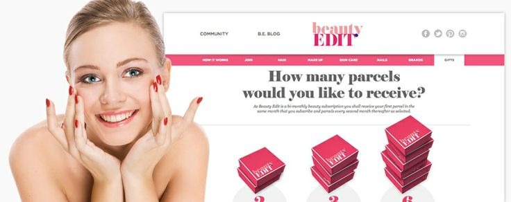 Subscribe Try & Buy! We edit and select beauty samples that match your personal beauty profile.  You will then receive a specially edited parcel of at least 5 beauty samples every second month (bi-monthly).