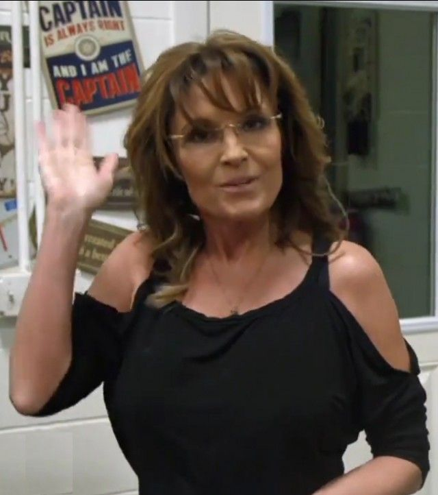 sarah look sexy alike palin