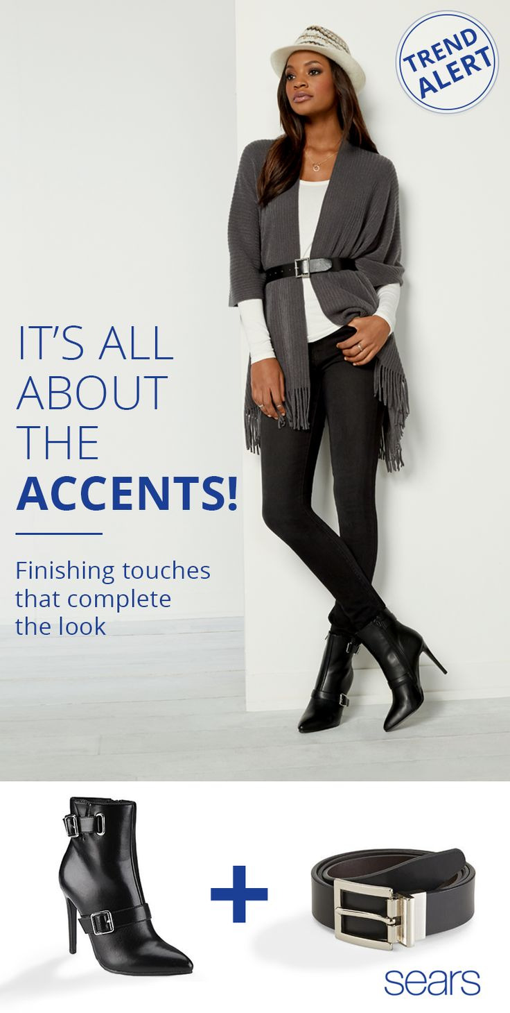 This season, warm up with finishing touches  from Sears! Add personality and flair to any look with classic Bongo accessories like a belt, booties and hat. From warm woven beanies to stylish booties fit for walking, find the right hats, boots, belts and other accessories at Sears for any season and function. Shop and discover more looks at Sears today.