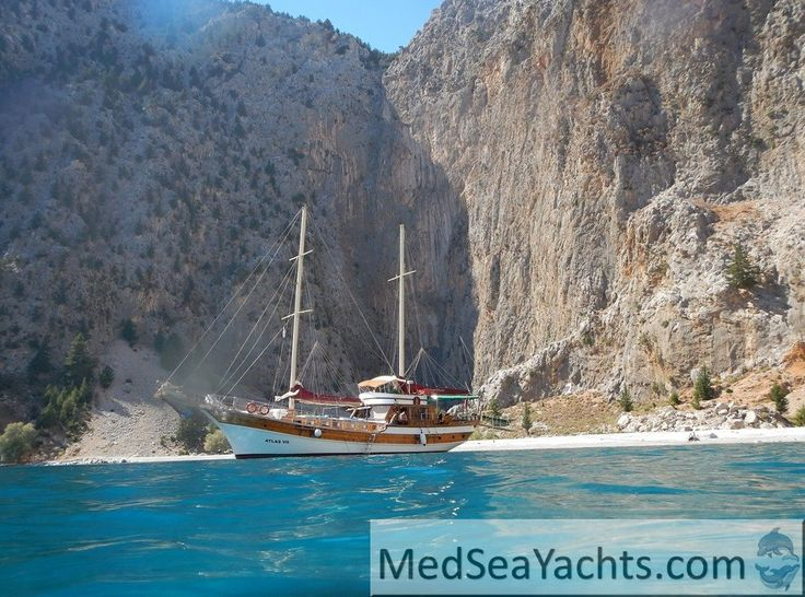 Book a sailing vacation for 2015 - great gift idea! www.MedSeaYachts.com