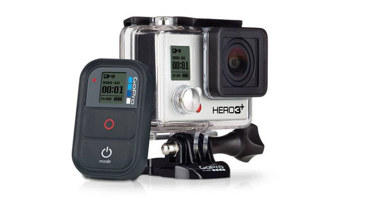 The GoPro Hero 3+ Silver Edition has an image processor that has twice the speed than on the Hero 3. It also features video recording capability with 1080p resolution at 60 frames per second, as well as 720p video at 120fps.