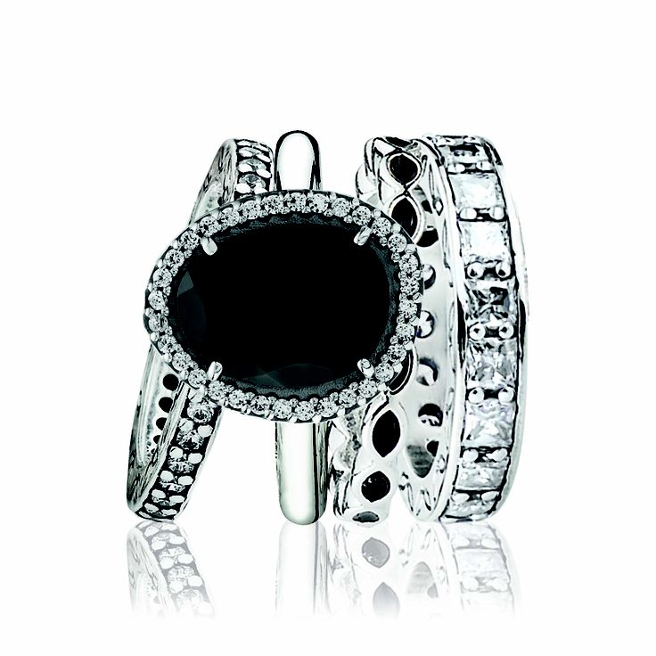 #PANDORA sterling silver rings from RRP $49 each