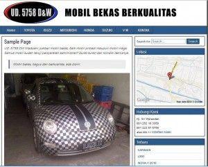 Company Profile Website Surabaya. CV. RIRISACI MEDIA  Telp: 031 8477461 HP. 085748226395 dan 085100552565 Email: admin@ririsaci.com