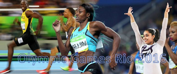 Shaunae Miller, Dipa Karmakar & Usain Bolt- From The Dive Of Fate To The Race To Immortality   #Olympic #Dipakarmakar #UsainBolt #ShaunaeMiller