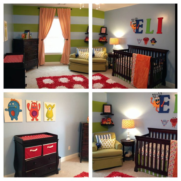 Eli's monster nursery