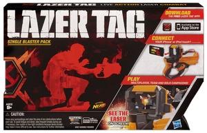 LAZER TAG Single Blaster Pack
