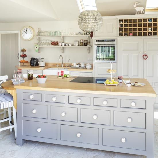 Country Gray Kitchen Cabinets: 25+ Best Gray Island Ideas On Pinterest