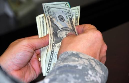 {    2018 MILITARY PAY CHARTS FOR ENLISTED AND OFFICERS    }  #NCOSupport