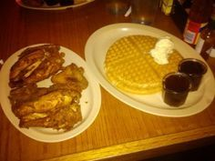 Copycat Roscoes Chicken and Waffles recipe. Yum!