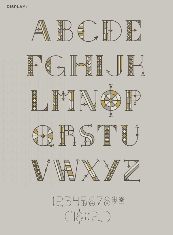 South Rose + Free Typeface on Behance