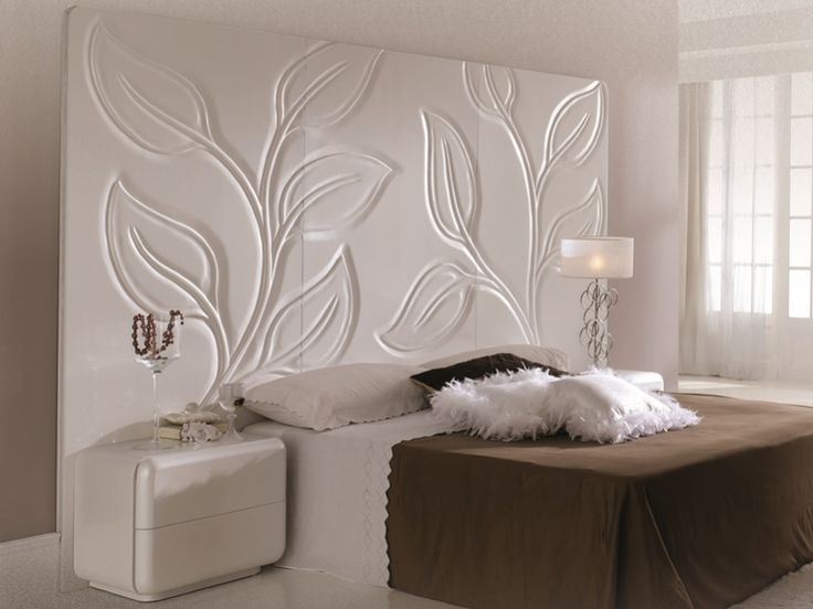 Portrait of Broad Selections of Wall Mounted Headboards