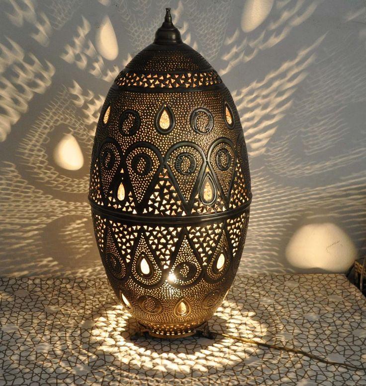 Best 25+ Moroccan floor lamp ideas on Pinterest | Moroccan ...