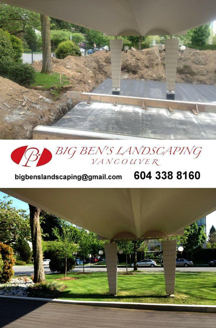 BIG BEN'S LANDSCAPING: Lawn and garden installation ...