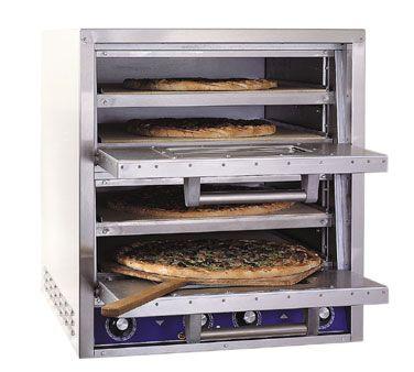 Bakers Pride Oven Countertop pizza/pretzel - P44-BL Oven, countertop ...