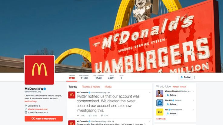 """""""Rogue"""" tweets, from dubious anonymous accounts claiming to be from Trump administration staffers or from real, verified accounts of brands and government agencies, have become a favorite meme for parts of the American public who are desperately looking for signs, any sign, of institutional #resistance against the president. Which is why this McDonald's tweet was destined to become content the moment it was born. Here is a step-by-step guide to how that happens."""