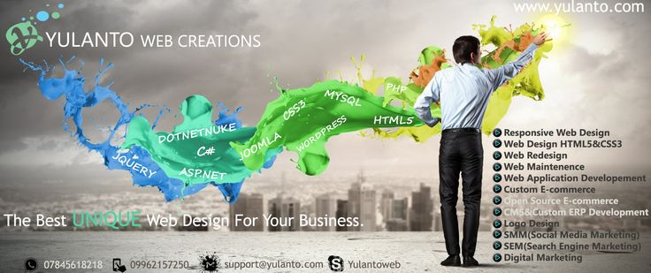 Discover the New Dimensions to grow your business. Just Log on www.yulanto.com