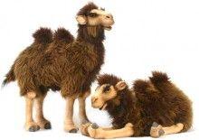 Bacterian Camel Plush Toy Hansa Creations   www.minizoo.com.au