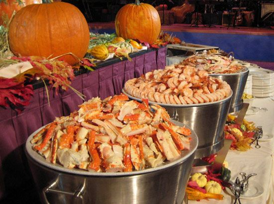 Thanksgiving Day at Walt Disney World..... Where to eat