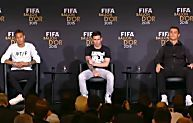 """Balón de Oro: La carta de Jorge Messi a su hijo: """"Estamos orgullosos""""   Marca.com. 12.01.16"""