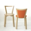Kantti cafe chair by Deka Design