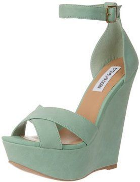 wedding wedges different color