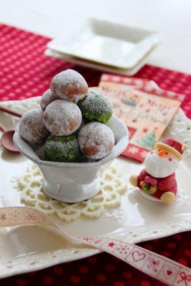 「大豆と米糀のスノーボール」かめ代 | お菓子・パンのレシピや作り方【corecle*コレクル】