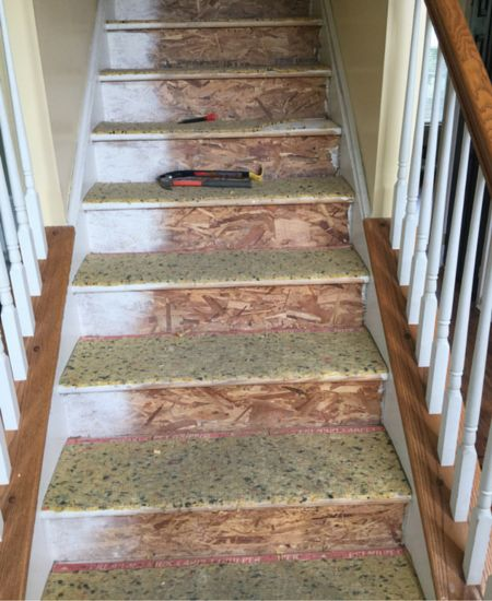 Best 25+ Staircase Remodel Ideas On Pinterest   Banister Remodel, Stair  Makeover And Removing Carpet From Stairs