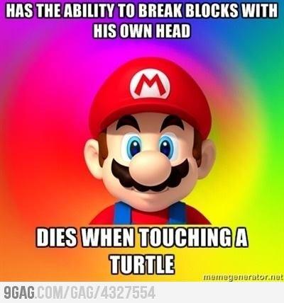 : Late Night, Funny, So True, Even, Mario Brother, Turtles, Super Mario Bros, Videos Games Logic, True Stories